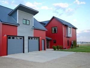Miller Residence, Montana
