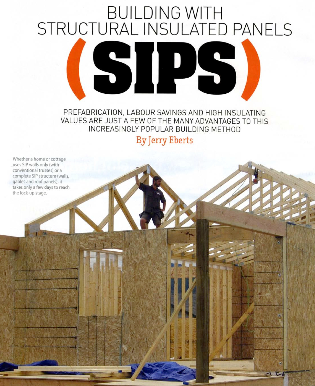 Canada building premier sips structural insulated panels for Sips panels canada