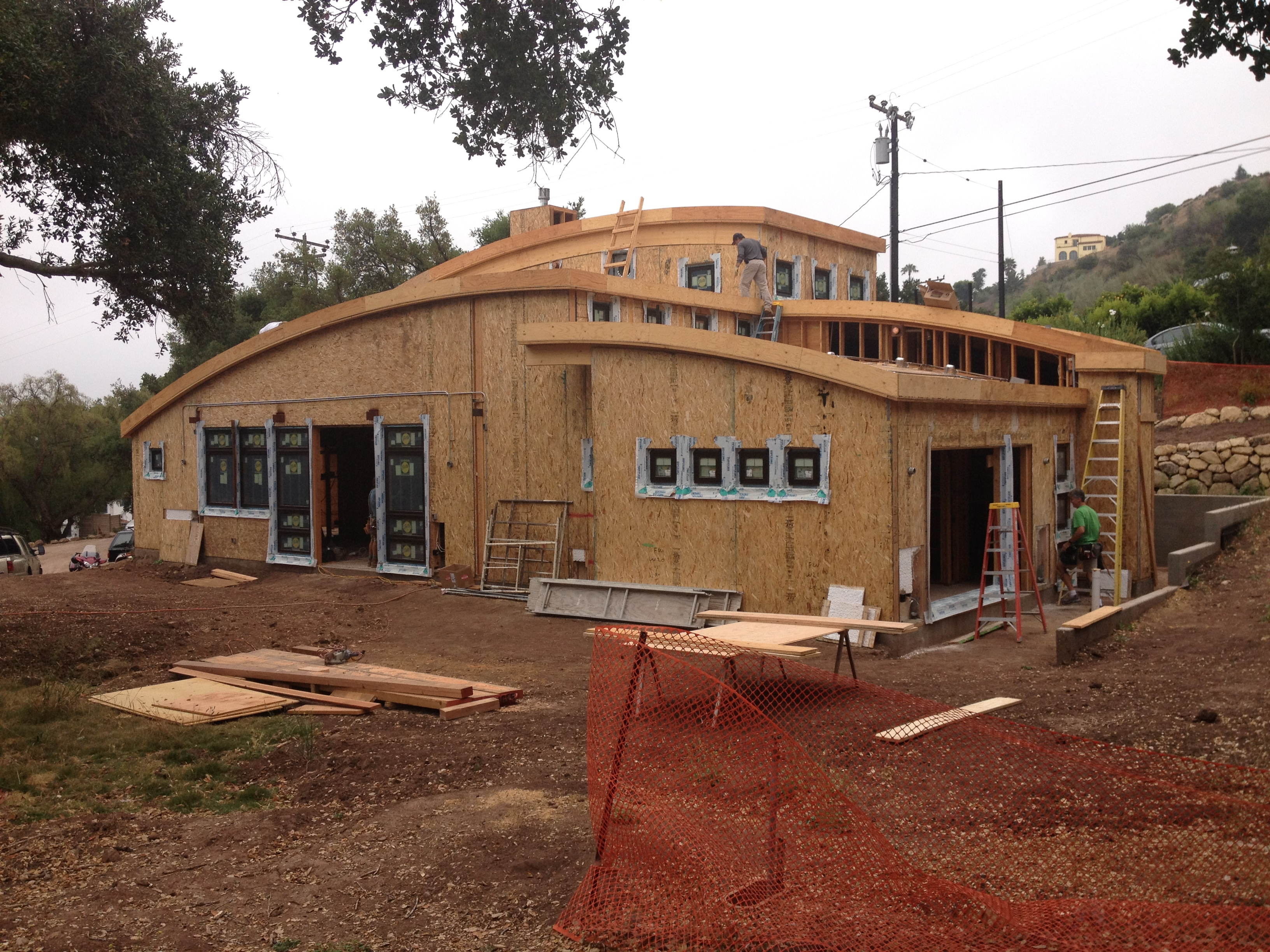 Sip Construction Premier Sips Structural Insulated Panels