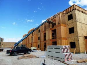 Mixed income senior apartments (Phase 1), Las Vegas