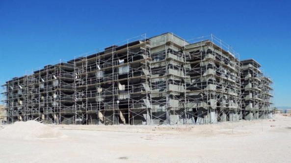 Mixed income senior housing (phase 1), Las Vegas
